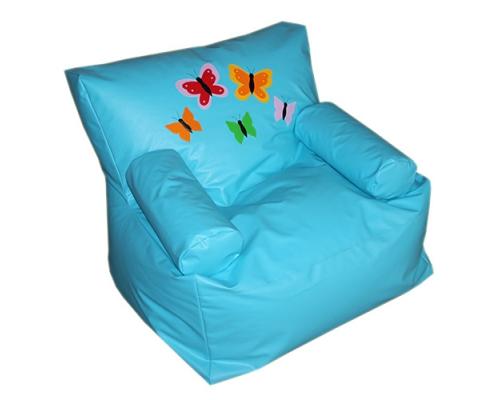 Кресло для релаксации «Мягкая форма с аппликацией» ВИК
