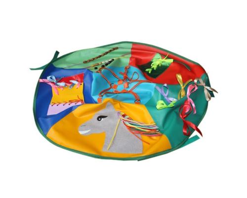 Съемный чехол для «Черепашки» «Веревочки»