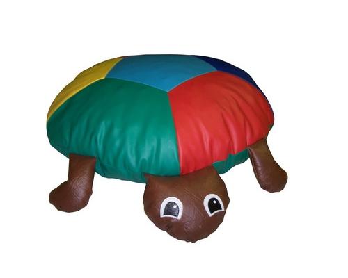 «Черепашка» игрушка напольная дидактическая для съемных чехлов