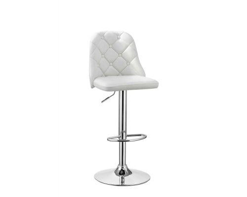 Барный стул BN-1148 (белый, черный)