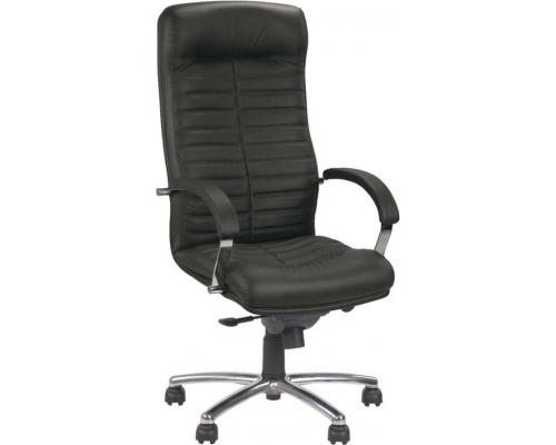 Кресло руководителя Orion Steel Chrome (натуральная люкс кожа)