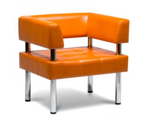 """Кресло """"БЕРК"""" 1К с подлокотниками."""