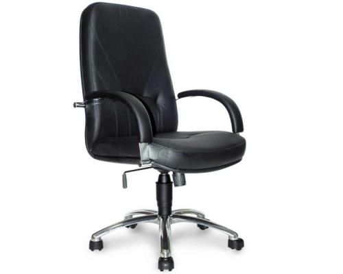 Кресло руководителя Komo B steel chrome