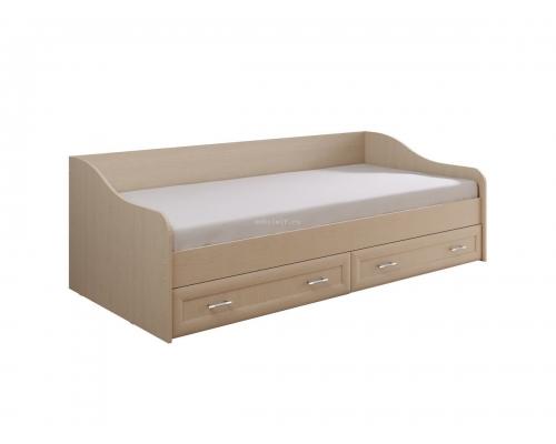 Вега Кровать 0,9 (952*h650*2032)