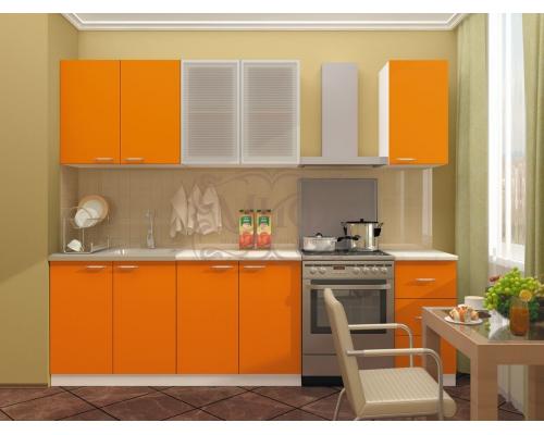Кухонный гарнитур ЛДСП манго