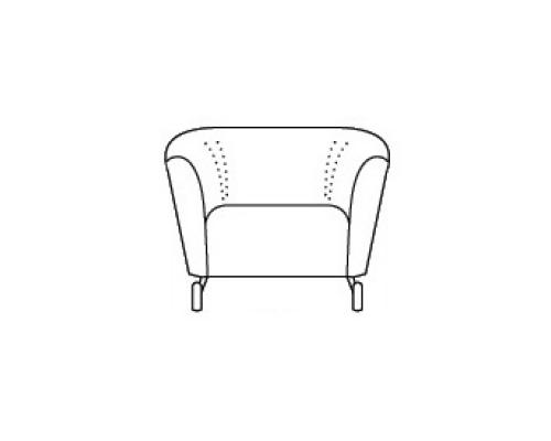 """Кресло """"ДИДРО"""""""