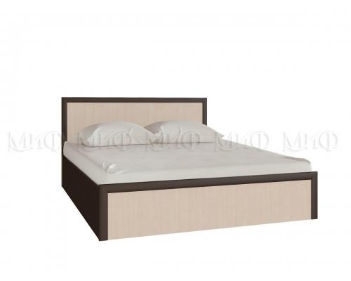 Модерн кровать 1,6м (с угловым штапиком и ящиками)