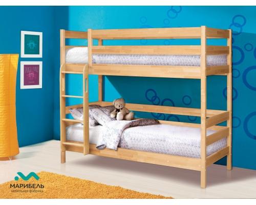Кровать двухъярусная (2080х1702х1000) МРЛЬ
