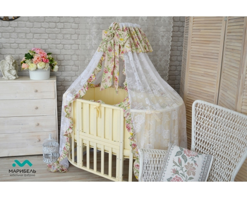 Кровать деревянная для детей трансформер МРЛЬ