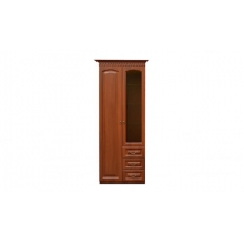 Шкаф МЦН комбинированный 2-х дверный Гармония-4(800*2100*420)