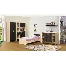 """Шкаф многоцелевой Модуль №1 из набора детской мебели """"Горка 19Д"""""""