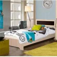 Кровать одинарная (2052*800*964)