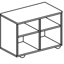 Стол-тумба И.ДТ.10