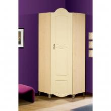 Шкаф универсальный для одежды/белья угловой Аврора-15( 803х2128х807)(ВМК)