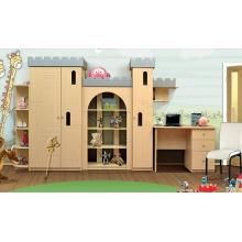 """Кровать с ящиками из набора детской мебели """"Горка 2Д"""""""