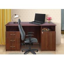 Стол письменный двухтумбовый (750*1390*600) (ВРС)