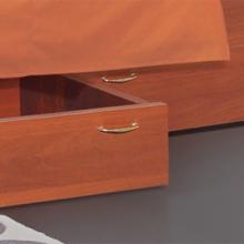 Кровать софа с ящиками (левый / правый)