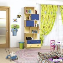 Юниор-2 ДМ-2 Шкаф для детских вещей
