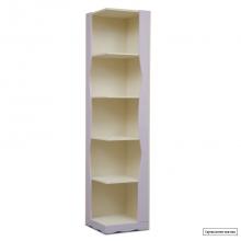 Юниор-5 (Цветочек) Шкаф для детских вещей (стеллаж)