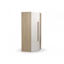 Шкаф угловой «Палермо» (932*932*2100) (ЭКО)