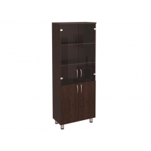 Шкаф офисный для сувениров Лидер-Престиж 83.23