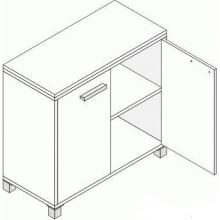 Шкаф для документов Л.Ш-2