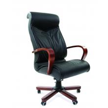 Кресло руководителя CHAIRMAN 420 WD (кожа)
