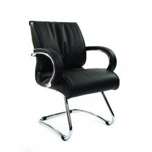 Кресло посетителя CHAIRMAN 445 (кожа)