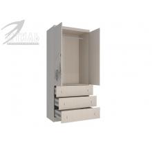 Шкаф с ящ ФОТОПЕЧАТЬ Мийа 3 (900*2130*509)