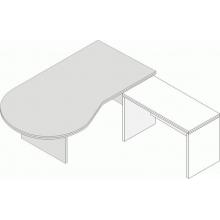Стол приставка Л.П-12