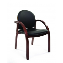 Кресло посетителя CHAIRMAN 659 Terra (экокожа)