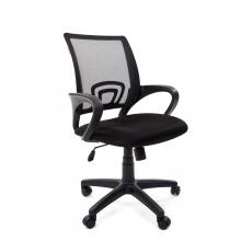 Кресло оператора CHAIRMAN 696 Black (ткань)