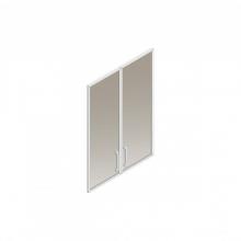 Комплекты стеклянных дверей Пр.ДШ-2СТА