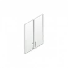 Комплекты стеклянных дверей Пр.ДШ-2СБА