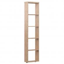 Приставные стеллажи для шкафной группы ALTO ABS 196(456х200х1969)