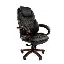 Кресло руководителя CHAIRMAN 406 (экокожа)