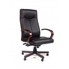 Кресло руководителя CHAIRMAN 411 (экокожа)