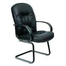 Кресло посетителя CHAIRMAN 416 V (экокожа)