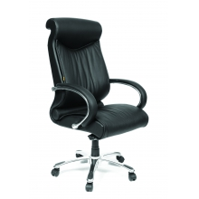 Кресло руководителя CHAIRMAN 420 (кожа)