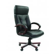 Кресло руководителя CHAIRMAN 421 (кожа)