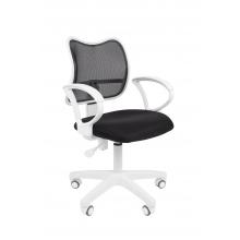Кресло оператора CHAIRMAN 450 LT White (ткань)