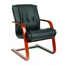 Кресло посетителя CHAIRMAN 653 V (кожа)