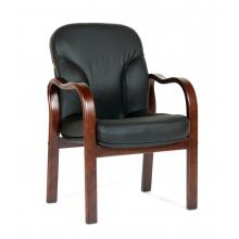Кресло посетителя CHAIRMAN 658 (кожа)