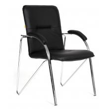 Кресло посетителя CHAIRMAN 850 (экокожа)