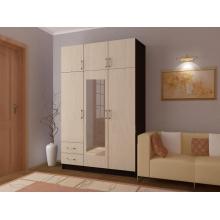 Шкаф 3-х створчатый с 2 ящиками 1290x2200x560