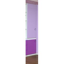 "Шкаф многоцелевой (2 двери) М-3 ""Горка 3Д""(450х2030х440)АДЖ"
