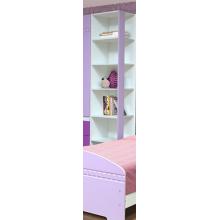 """Стеллаж Модуль №5 (сирень/фиолет) Из набора детской мебели """"Горка 3Д"""""""