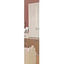 "Шкаф многоцелевой (2 двери) М-3""Горка 3Д""(450х2030х440)АДЖ"