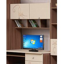 Надстройка к столу письм. набор мебели «МЯУ» фасад МДФ