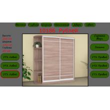 Пример шкафа КУПЕ С Видео и фото